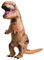 Jurassic World Inflatable Adult T-Rex Costume