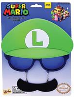 Luigi Mario Bros Sunstache