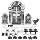TOMBSTONE SET 24 PCS