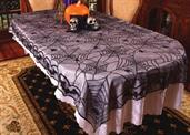 Lace Spiderweb Table Cloth