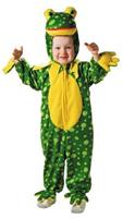 Frog Spotted Plush Costume 1 To 2
