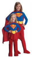 Girl's Supergirl Child Costume