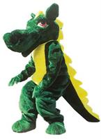 Adult Dragon Mascot Costume
