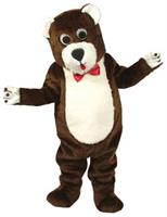 Teddy Bear Adult Mascot Costume