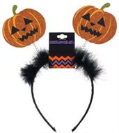 Headband Pumpkin Bopper