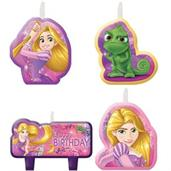 DISNEY RAPUNZEL CANDLE SET