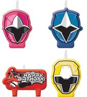 Power Rangers Party Supplies & Decorations
