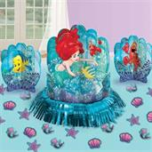 DISNEY ARIEL DECOR KIT