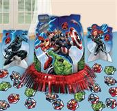 AVENGERS TABLE DECOR