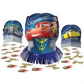 DISNEY CARS 3 DECOR KIT