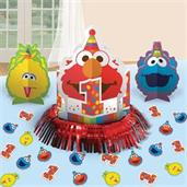 ELMO TABLE DECOR KIT