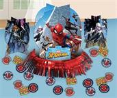 SPIDER MAN TABLE DECOR