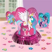 MY LITTLE PONY TABLE DECOR KIT