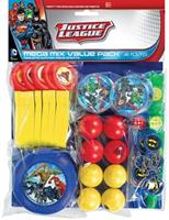 JUSTICE LEAGUE VALUE PACK