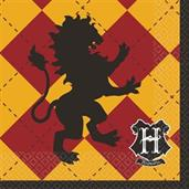 HARRY POTTER BEV NAPKINS 16CT