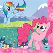 MY LITTLE PONY 1ST BEV NAPKINS