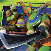 TMNT 1ST LUNCH NAPKINS