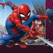SPIDER MAN LUNCH NAPKINS