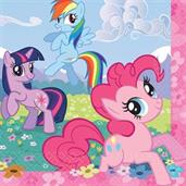 MY LITTLE PONY 1ST LUNCH NAPKIN