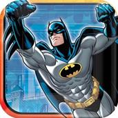 BATMAN 1ST SQ PLATES 7IN