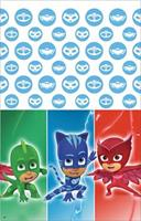 PJ MASKS 1ST TABLE COVER