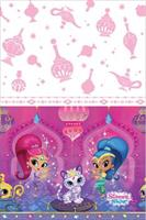 SHIMMER SHINE 1ST TABLE COVER