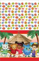 DANIEL TIGER 1ST TABLE COVER