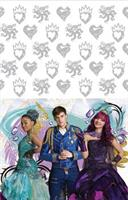 DISNEY DESCENDANTS 2 1ST TABLE