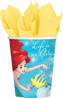 DISNEY ARIEL 1ST CUPS 9OZ
