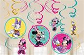 MINNIE HELPERS FOIL DECOR