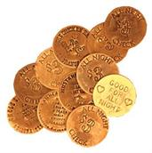 Bawdy House Tokens