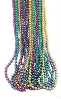 Mardi Gras Beads -144 Count