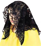 Black Spanish Mantilla