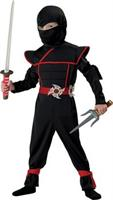 Boy's Ninja Stealth Costume