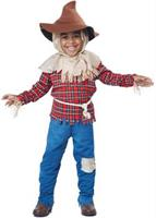 Harvest Scarecrow Toddler Costume