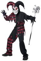 Sinister Jester Child Costume