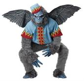 Adult Winged Monkey Costume