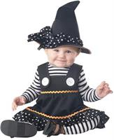 CRAFTY LIL WITCH TODDLER Costume