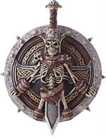 Viking Lord Shield and Sword