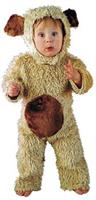 Toddler Oatmeal Bear Costume