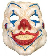 Evil Clown Prepainted Foam Prosthetic
