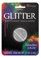 GLITTER SILVER 0.1 OZ CARDED
