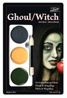 Witch Tri-Color Palette Makeup