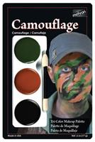 Camo Tri Color Palette
