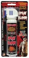 Spray Blood Aerosol