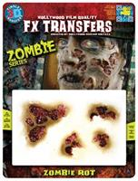 Zombie Rot 3d Fx