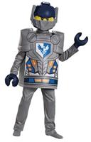 Boy's Lego Nexo Knights Clay Costume