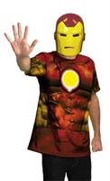 Men's Iron Man Costume