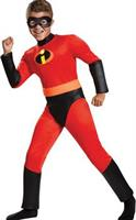 DASH CLASSIC MUSCLE CHILD COSTUME 7-8