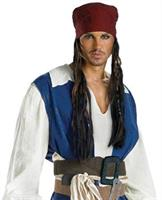 Jack Sparrow Accessories & Makeup